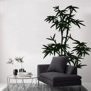 Adesivos Decorativos Broto de Bambú