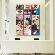 Kit Placas Decorativas Para Salão de Beleza M10