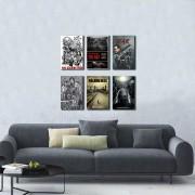 Kit Placas Decorativas The Walking Dead