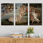 Kit Quadros Decorativos Deusa Afrodite