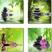 Kit Quadros Decorativos Feng Shui
