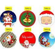Placas Decorativas Temática Natalina Papai Noel Mdf 3mm 36x36