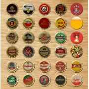 Porta Copos de mdf 30 unidades Cervejas e Bebidas
