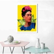 Quadro Decorativo Frida Kahlo