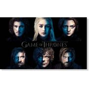 Quadro Decorativo Game Of Thrones 1 peça m2
