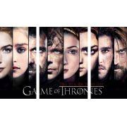 Quadro Decorativo Game Of Thrones 3 peças