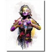 Quadro Decorativo Marilyn Monroe 1 peça