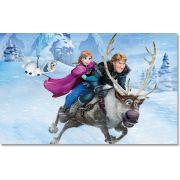 Quadro Decorativo Princesa Frozen Para Quarto Infantil