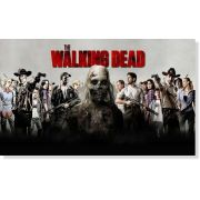 Quadro Decorativo The Walking Dead 1 peça