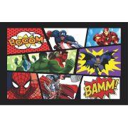 Quadro Marvel Super Heróis