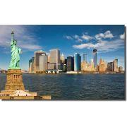 Quadros Decorativos Cidade de New York 1 peça