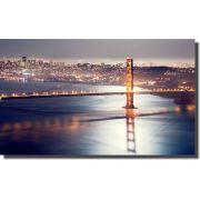 Quadros Decorativos Cidade de San Francisco 1 peça