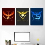 quadros Decorativos Pokemon