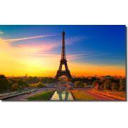 Quadros Decorativos Torre Eiffel para Sala 1 peça