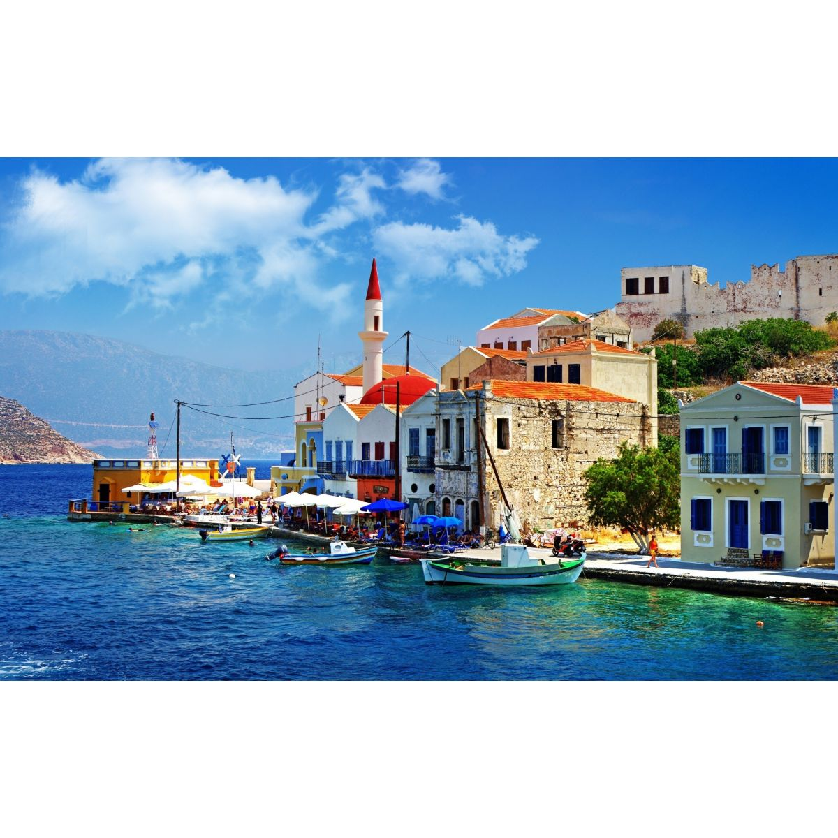 Quadro Grécia Porto