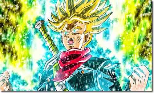 Quadro Decorativo Dragon Ball Goku Super Sayajin 1 Peça M21