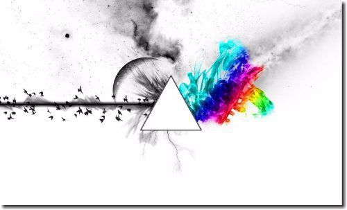 Quadro Decorativo Banda Pink Floyd 1 Peça M2