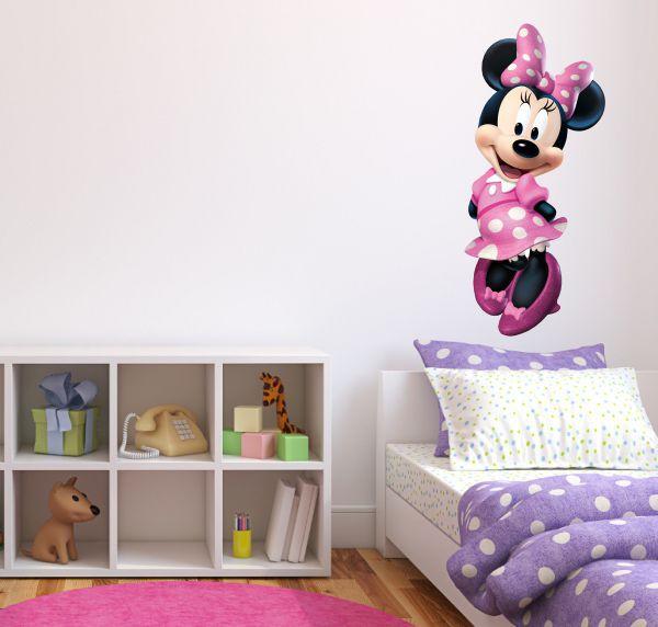 Adesivo de Parede Minnie Mouse