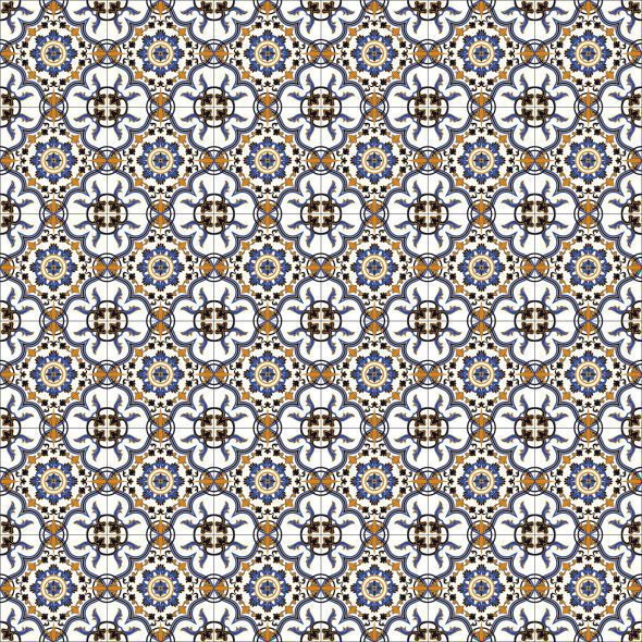 Azulejos Hidráulico Turquia