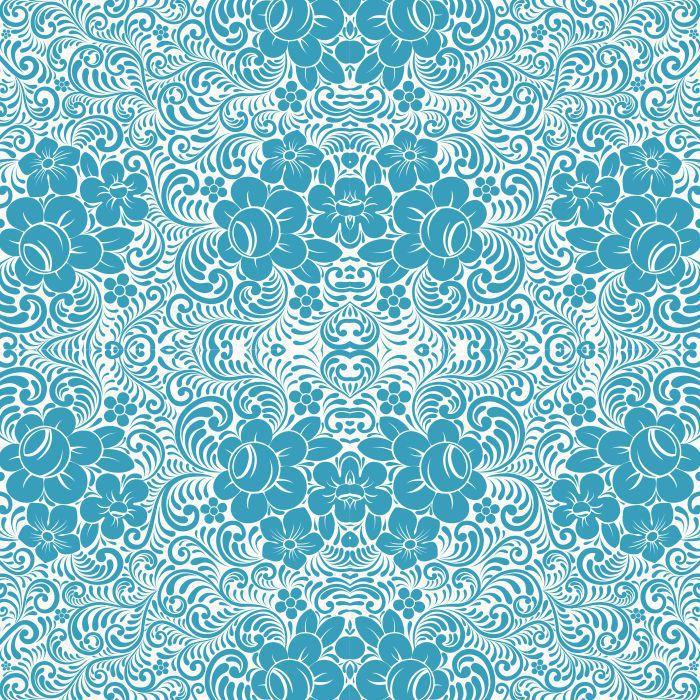 Papel Parede Azul Aquamarine