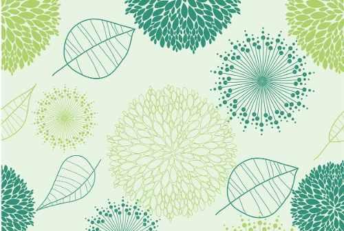 Adesivo Papel De Parede Floral Madeira Rolo De 0,60x3,00