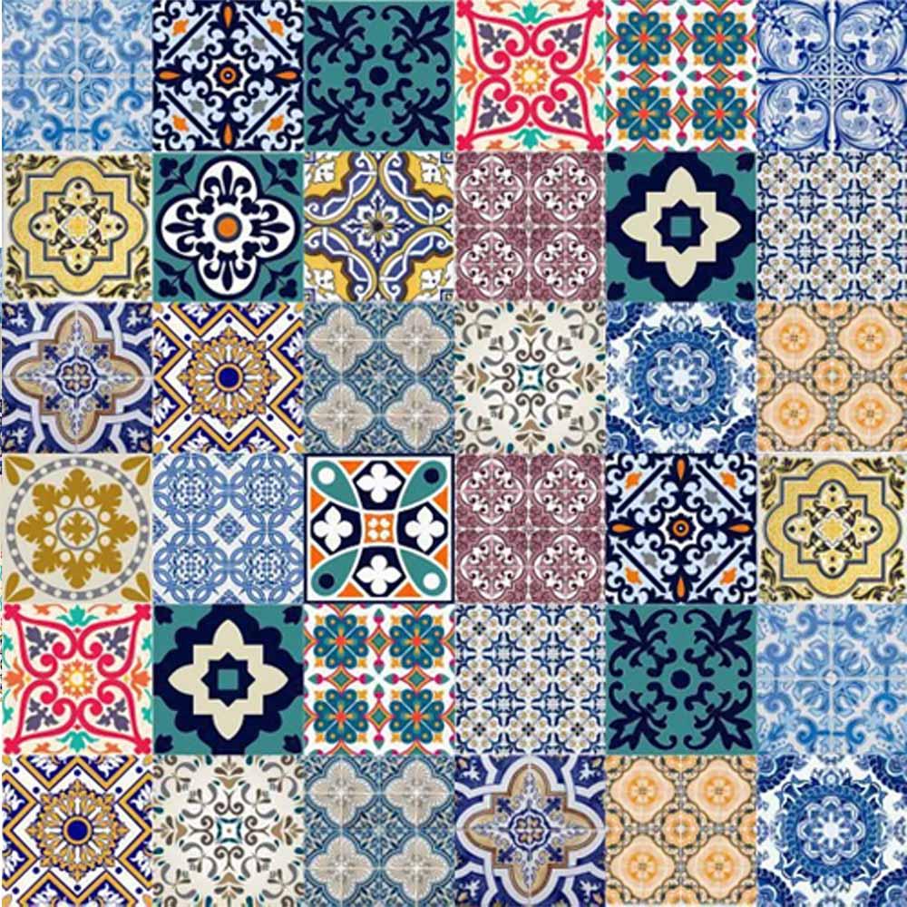 Azulejos hidráulico Atenas