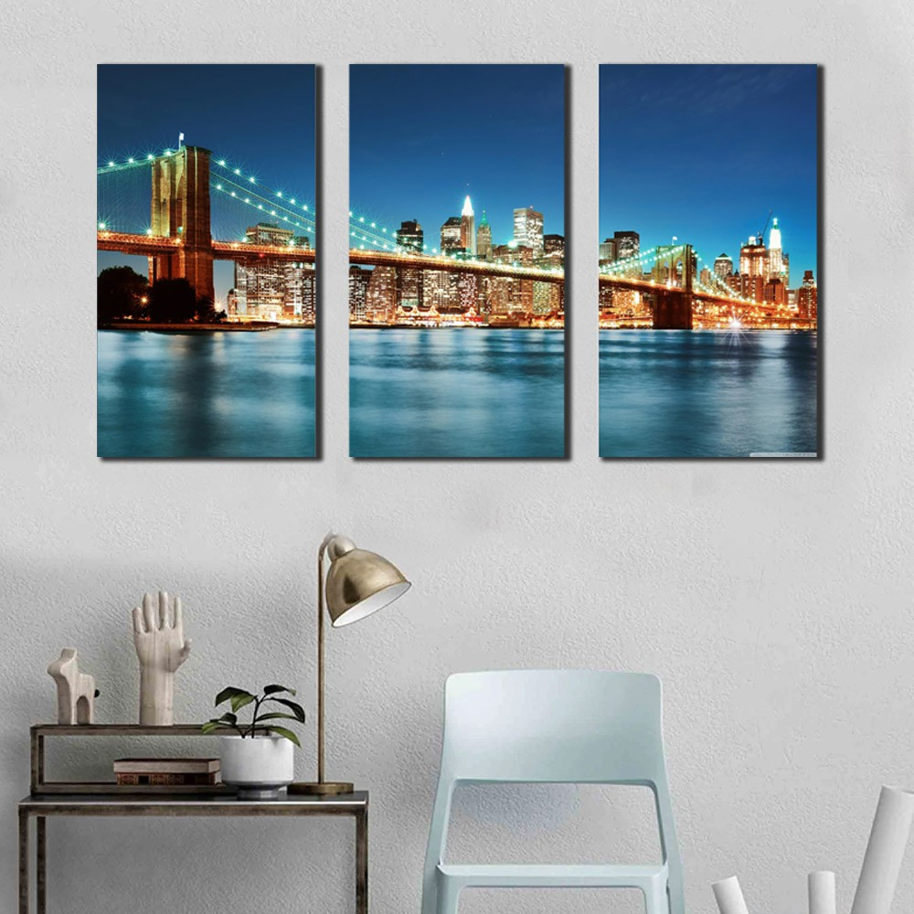 Brooklyn Bridge, United States, New York