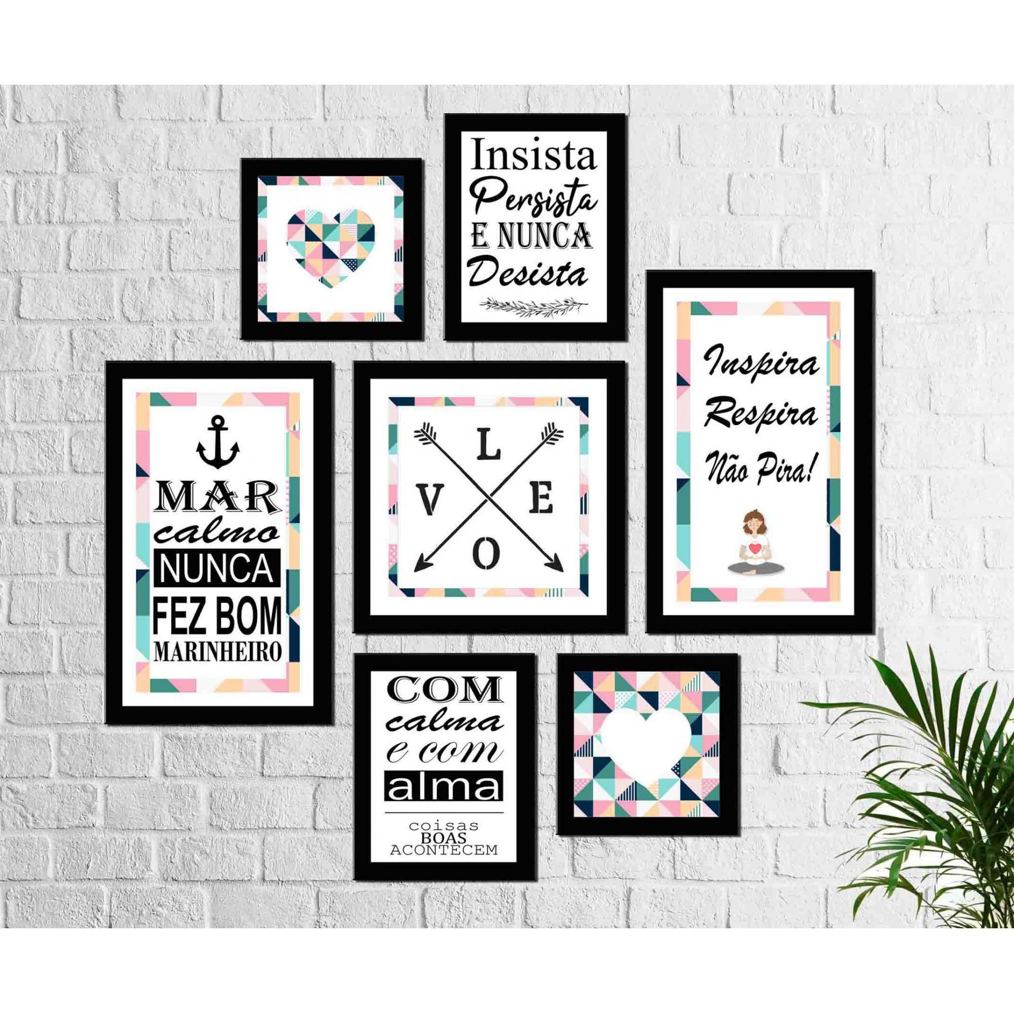 Quadros Decorativos Quadros Decorativos Adesivos E Papel De