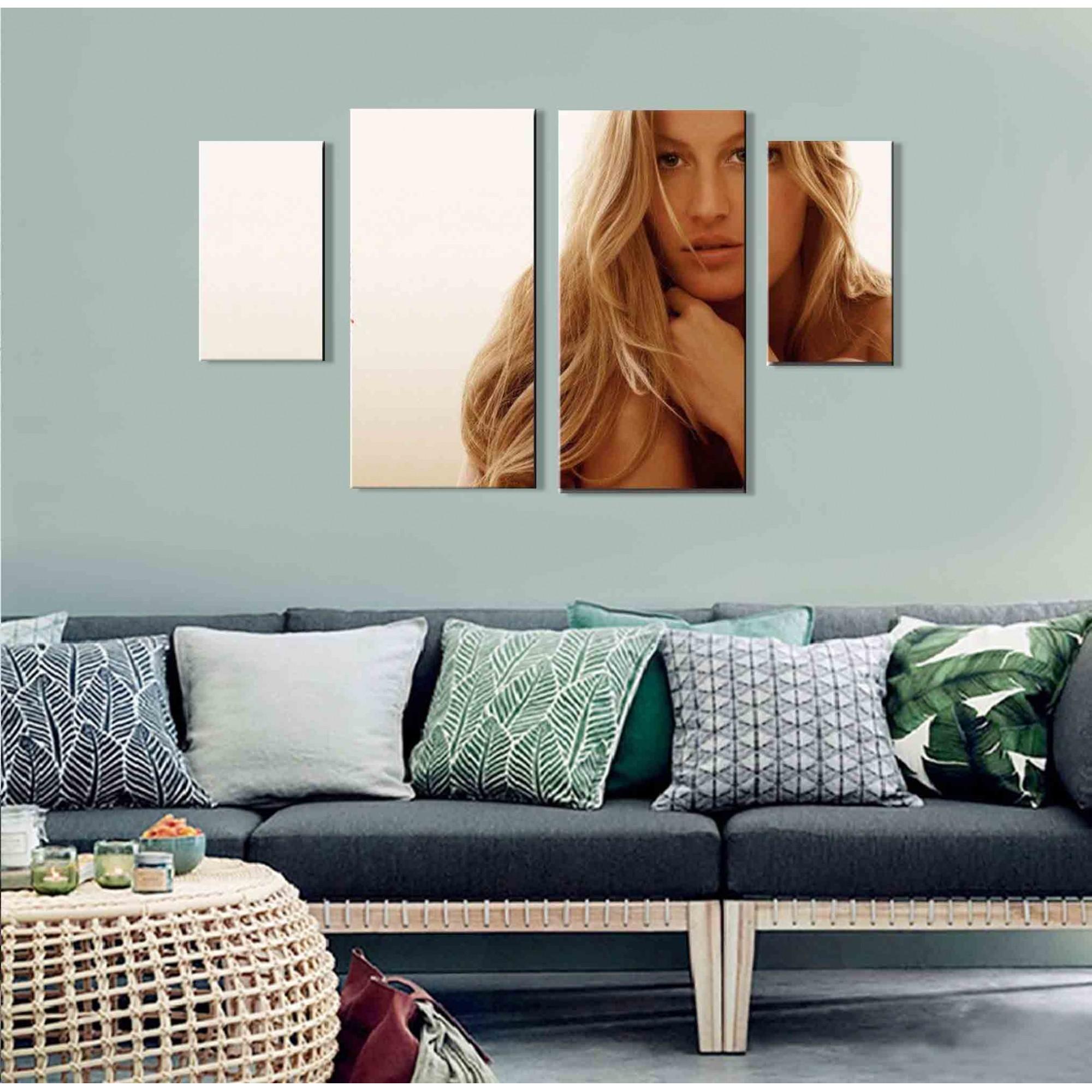 Kit Quadros Decorativos Personalizados Com Suas Fotos