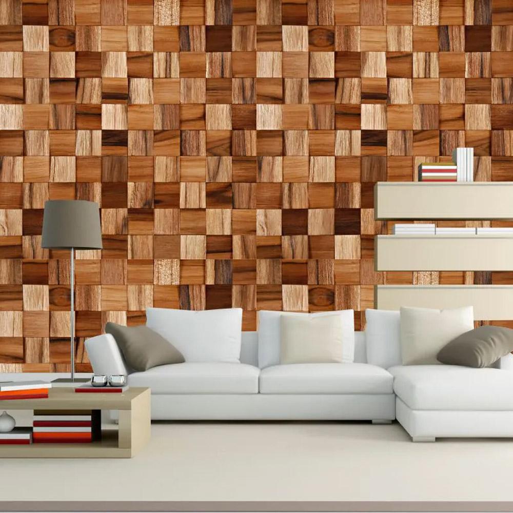 Pastilha Adesivada Textura Adesiva madeira