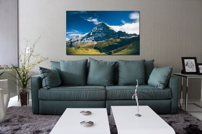 Quadro Decorativo Paisagens Montanhas Maravilhoso 1 peça