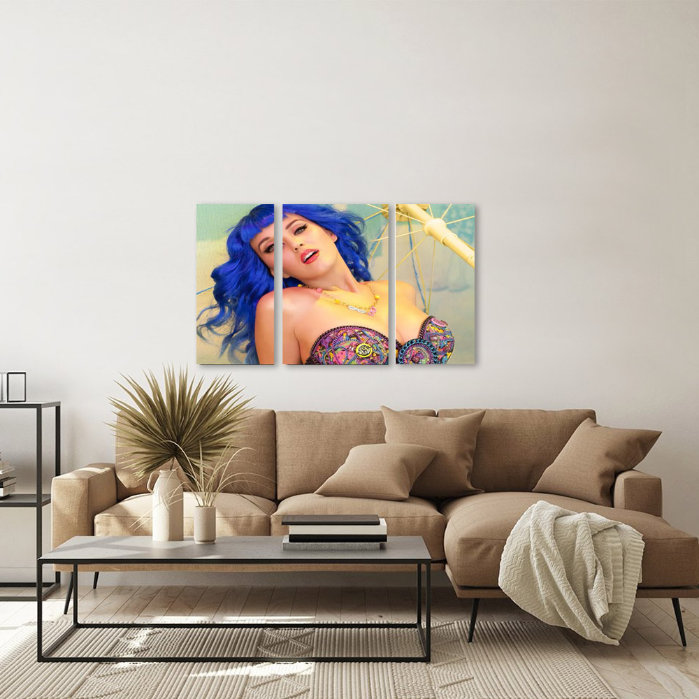Quadro Decorativo Para Salão De Beleza mulher