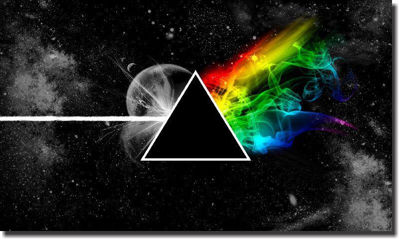 Quadro Decorativo Pink Floyd 1 peça