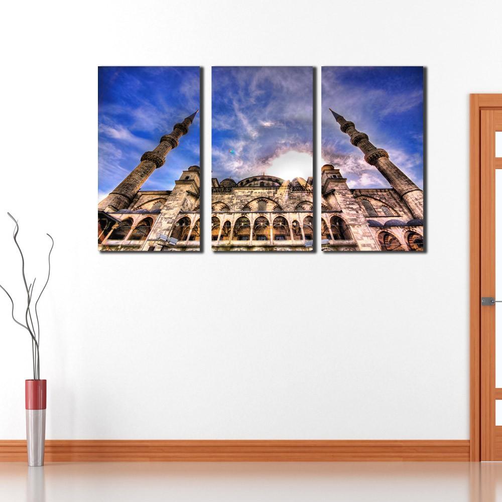 Quadro Mesquita Arquitetura