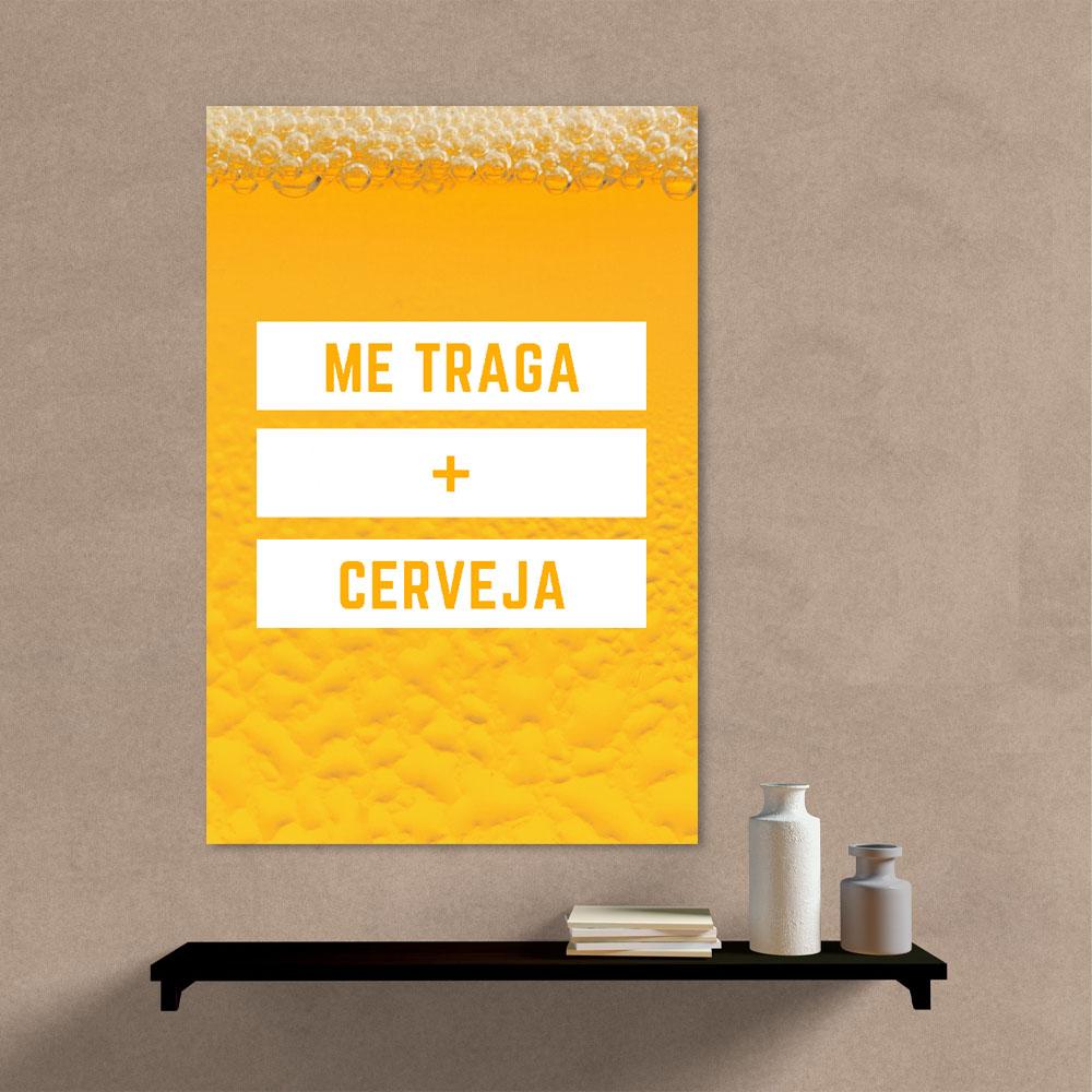 Quadro r Drink Cerveja