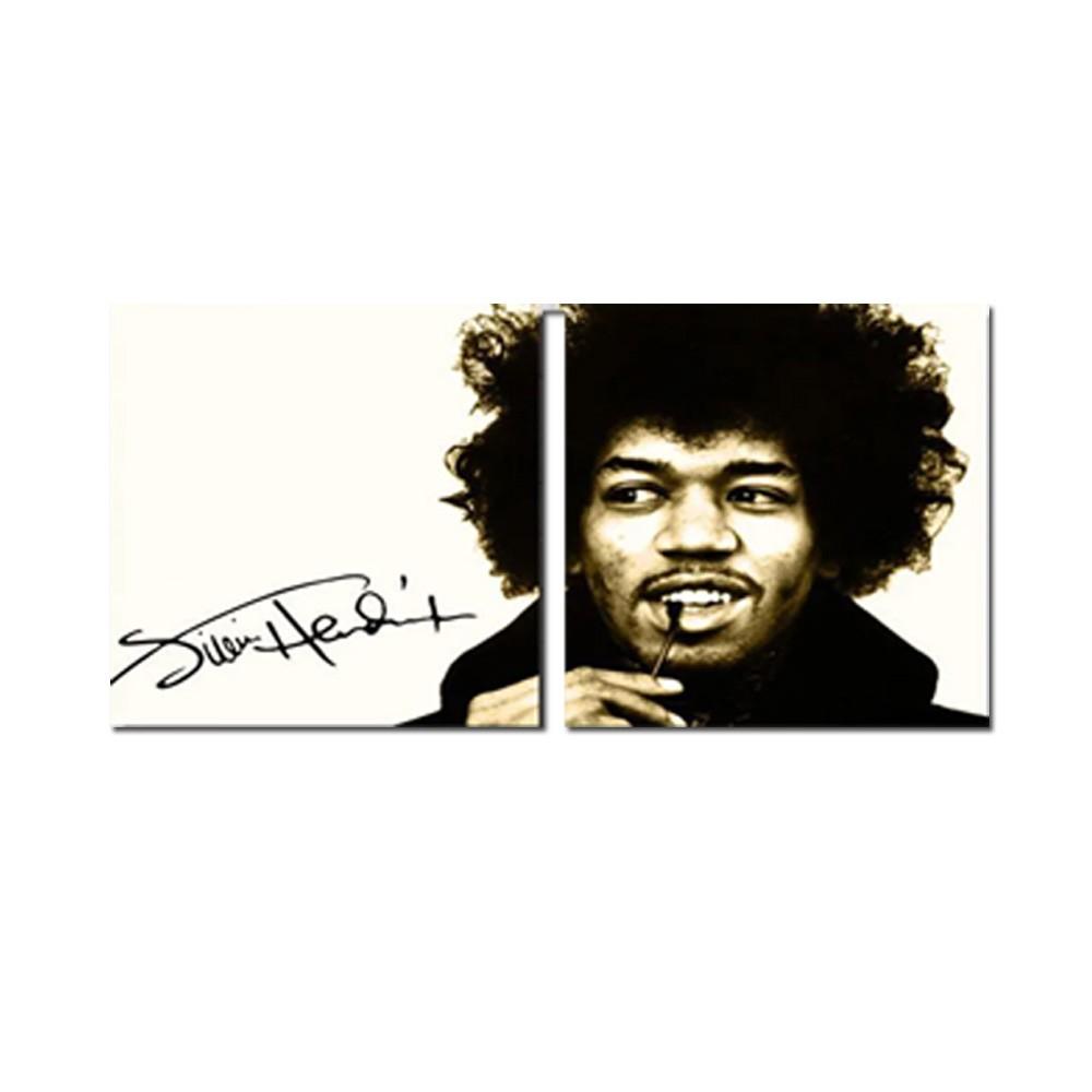 Quadros decorativo Jimi Hendrix