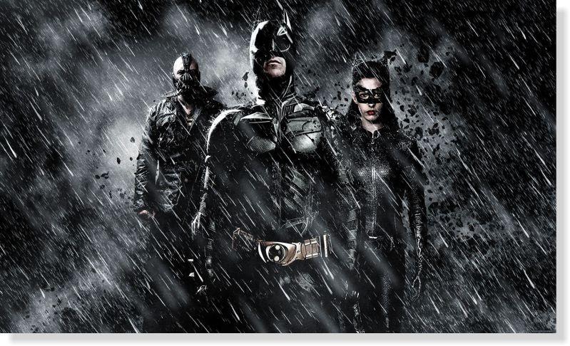Quadros Decorativos Batman 1 peça