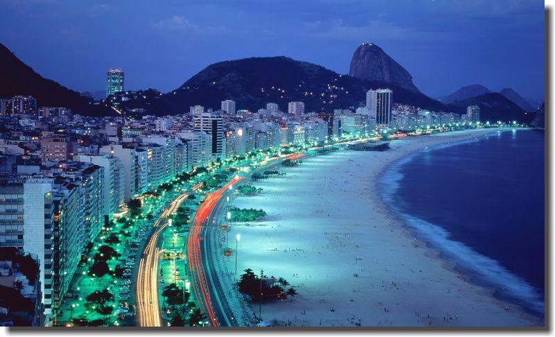 Quadros Decorativos Cidade de Rio de Janeiro 1 peça