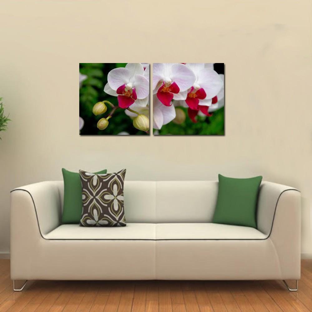 Quadros Decorativos Flores Vários Modelos