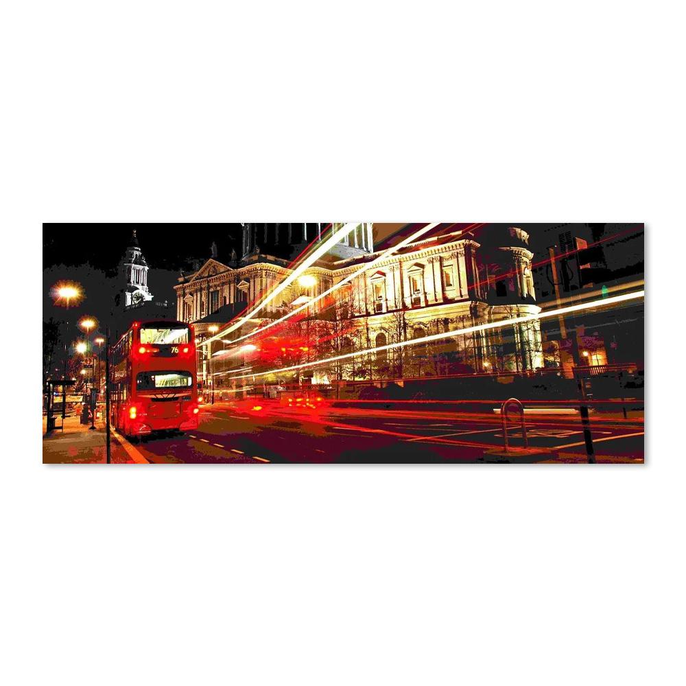 Quadros Decorativos Ônibus de Londres