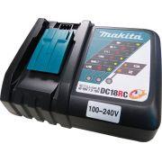Carregador de Bateria DC18RC  Makita - BIVOLT