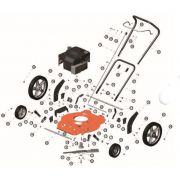 Cortador de Grama Gasolina CC45M Tramontina