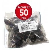 Escova de Carvão Makita Pacote c/ 50 Peças - CB-419