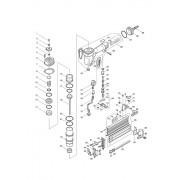 Peças p/ Pinador Pneumático AF505 - MAKITA