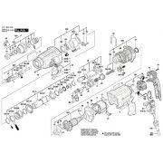 Peças para Martelete Perfurador GBH 2-24 D - BOSCH