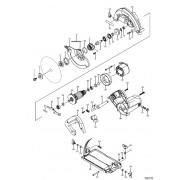 Peças para Serra Circular MSS700 - 185mm MAKITA