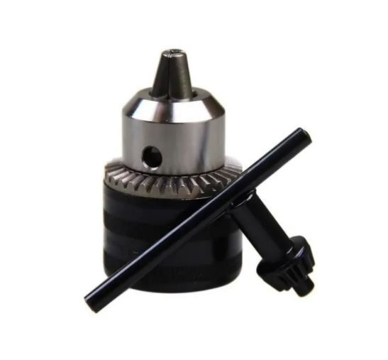 Mandril Furadeira Rosca 13mm 1/2 Pol X 20 Mtx C/chave