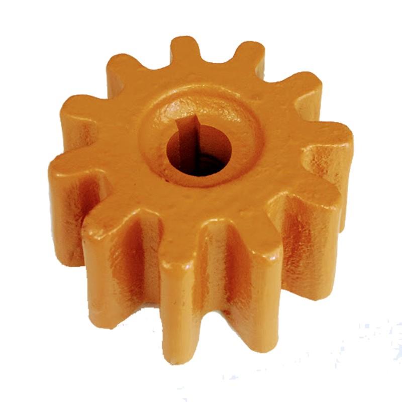 Pinhão Da Betoneira 400l CSM 1-Traço Super 11 Dentes