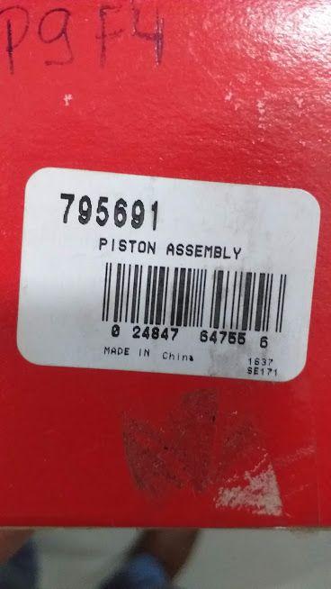 Pistao Motor 500E Antigo Briggs Stratton - 795691