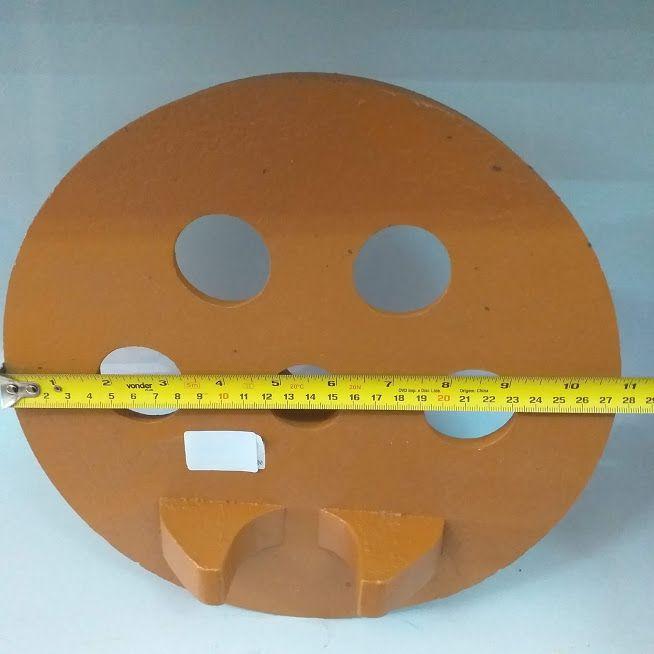 Setor Basculante para Betoneira Fischer Antiga 350/400 Litros